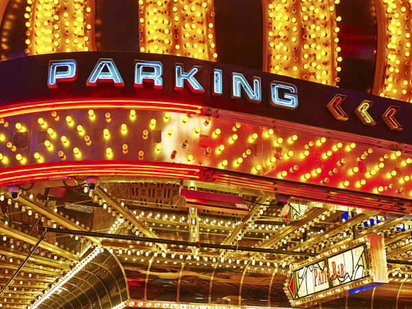 Casino Marquee Lighting