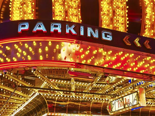 Casino Marquee Lighting